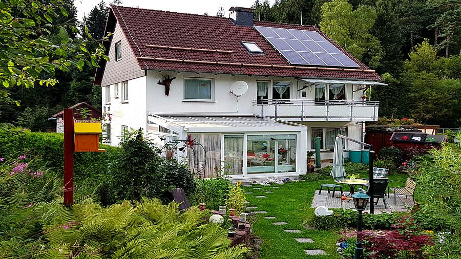Garten Hexenhaus Wildemann